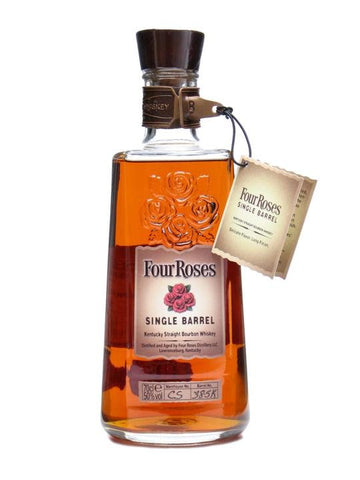 An outstanding single barrel bourbon from Four Roses. Beautifully balanced and smooth as silk, this is sweet, rich and potent with very appealing menthol notes, precious woods and delicious spices.