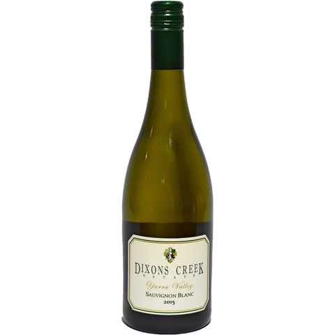 2015 Dixons Creek Estate Yarra Valley Sauvignon Blanc