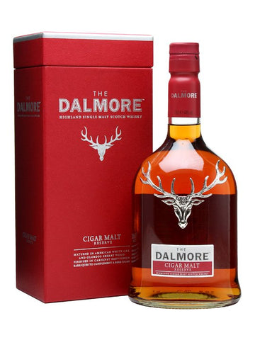 The second coming of the Dalmore Cigar Malt, relaunched in an eye-catching red box. Fans of the previous edition will definitely want to get their hands on this.