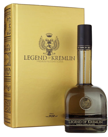 Legends Of Kremlin Vodka 700ml