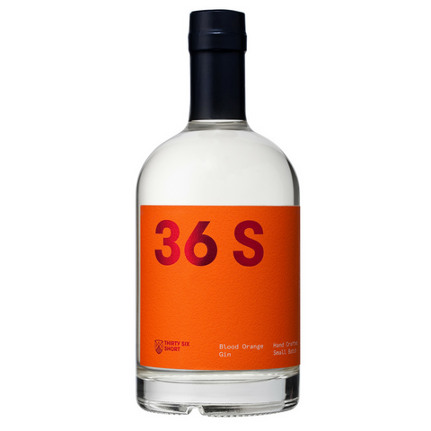 36S Blood Orange Gin
