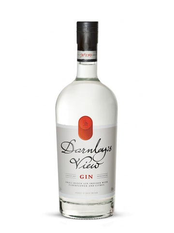 Darnley's View Gin is a crisp, tasty, London Dry Gin created with six carefully selected botanicals including juniper, lemon peel and elderflower.