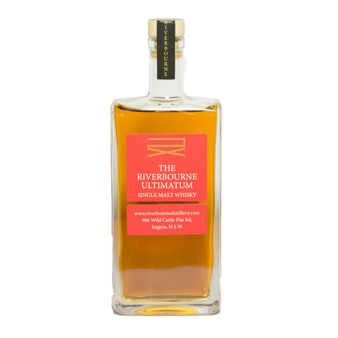 Riverbourne Ultimatum Whisky Edition 3 (500ml)