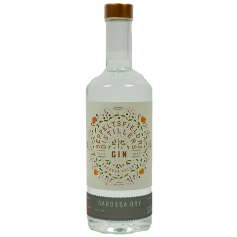 Seppeltsfield Rd Distillery Barossa Dry Gin 500ml