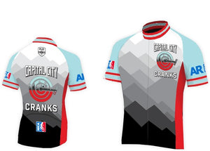 Capital City Cranks Cycling Jersey