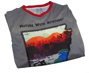 Nature With Attitude - Cardinal Trim