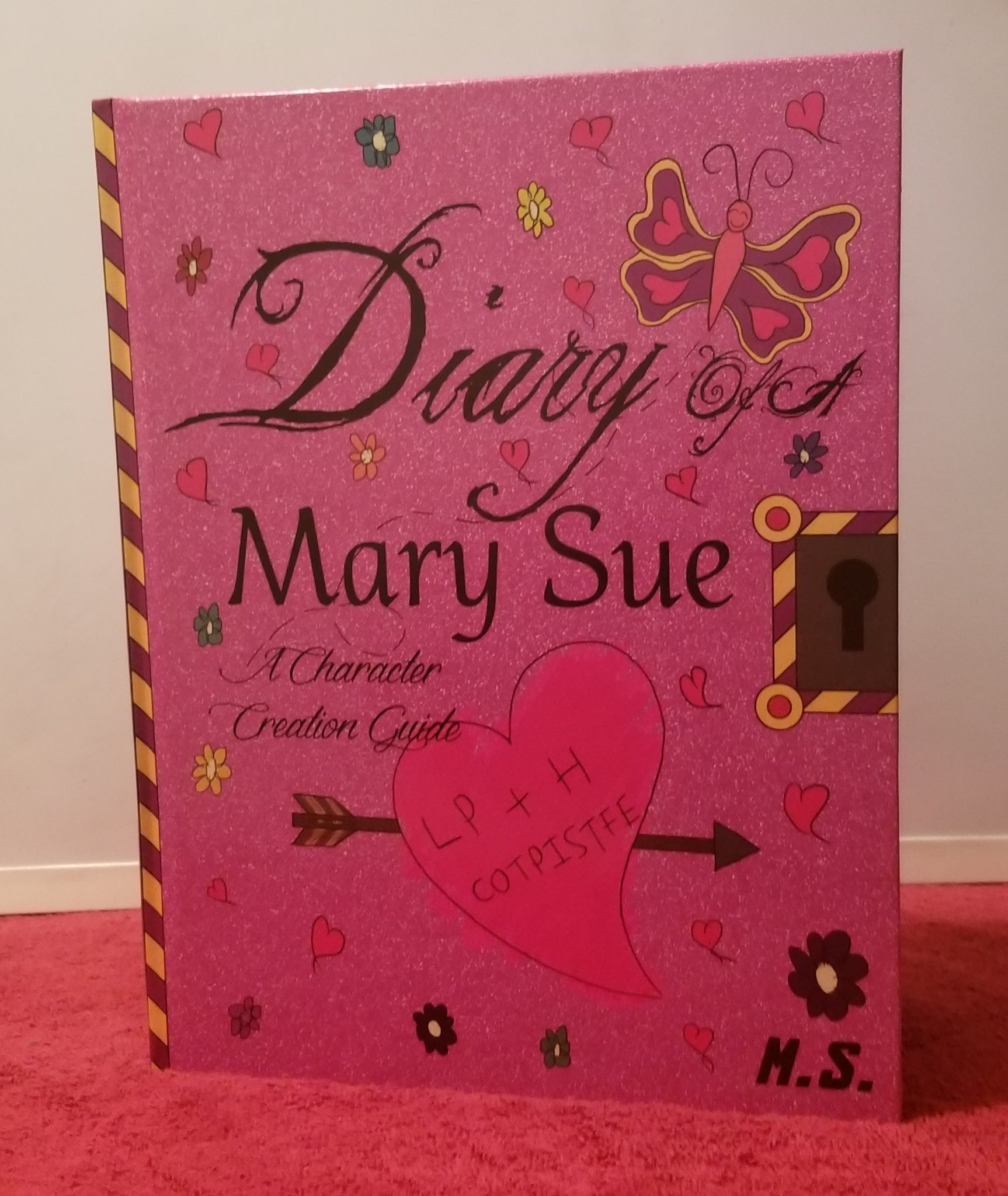 Diary of a Mary Sue: A Character Creation Guide