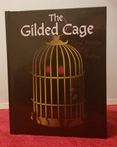 The Gilded Cage: Fallout Equestria PnP Bestiary