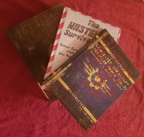 3 Book Game Master's Special