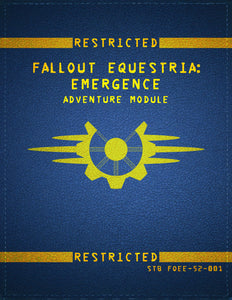Fallout Equestria: Emergence - Digital Download
