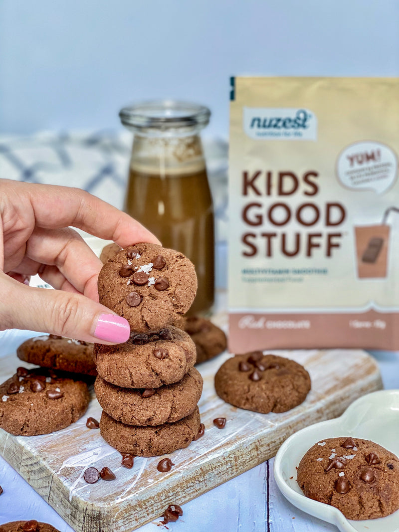 Nuzest Kids Good Stuff Protein Cookies