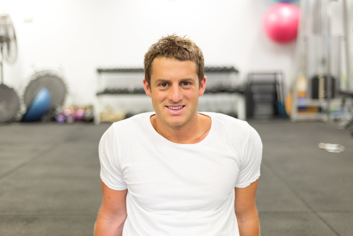 Blake Worrall Thompson - Personal Trainer & television personality