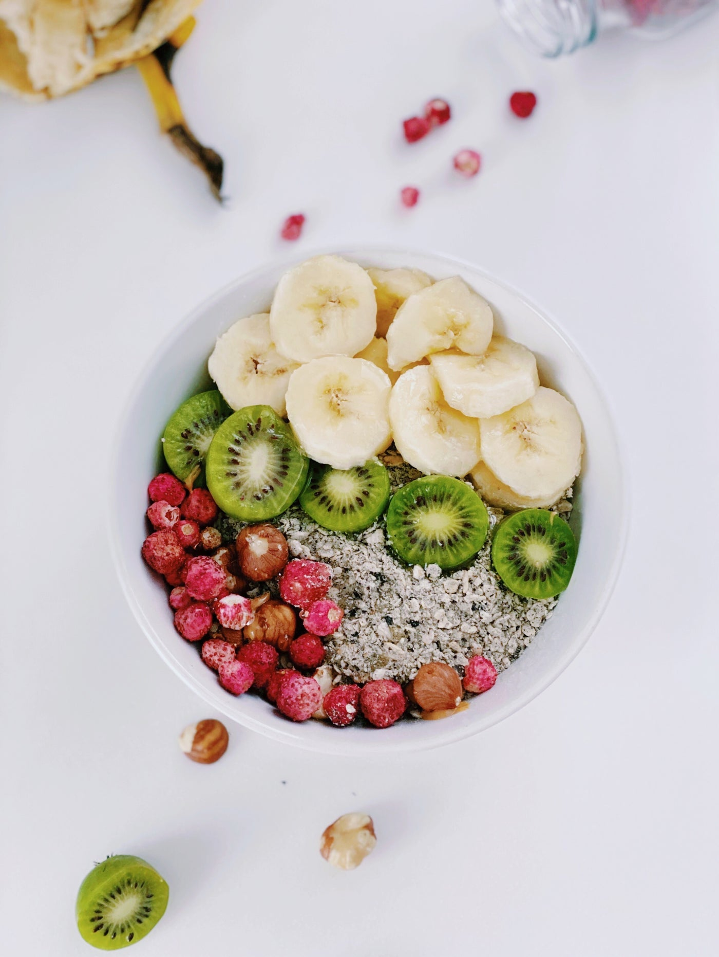 Grain-free Vanilla Breakfast Bowl
