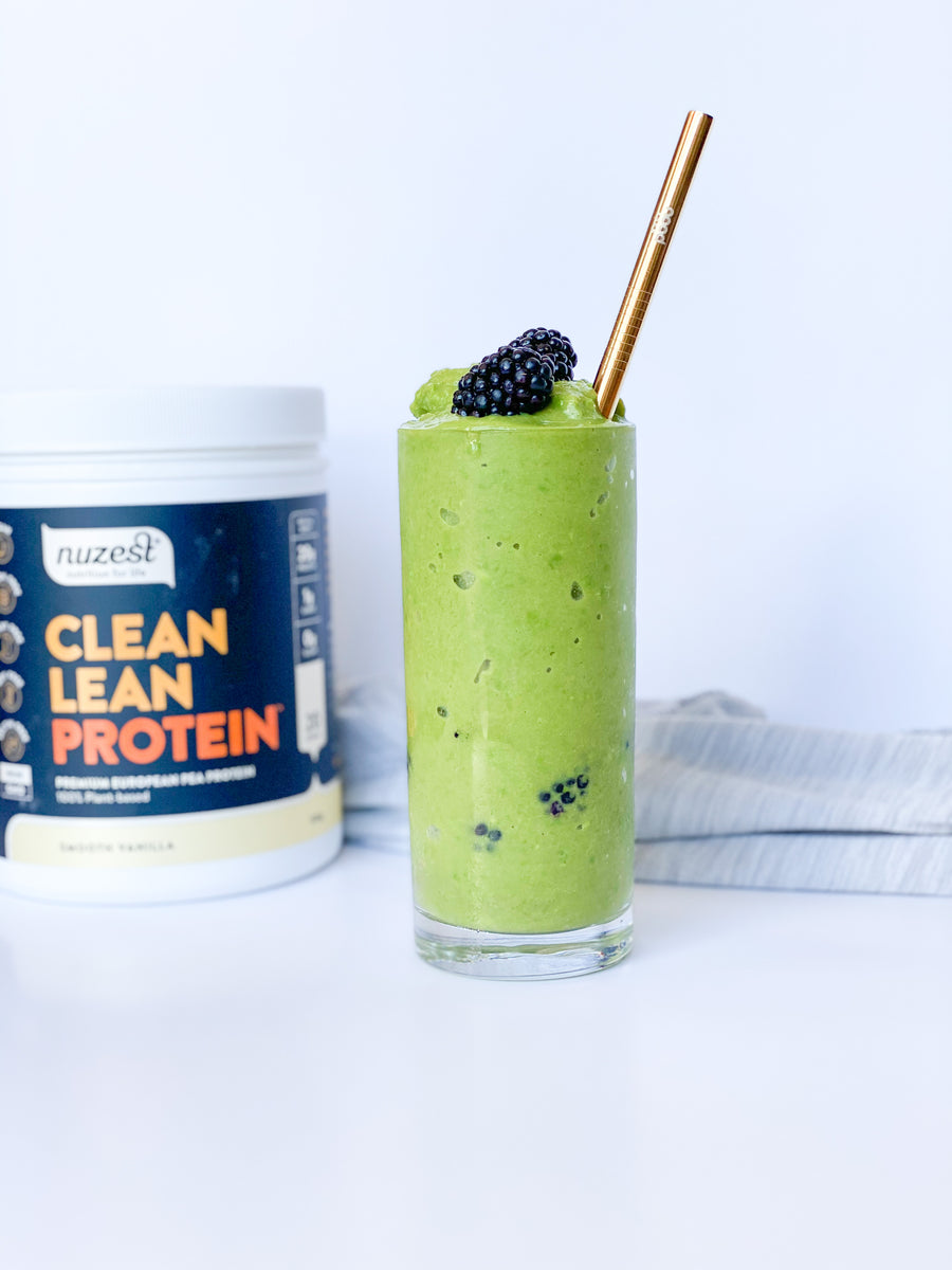 GREEN POWER BREAKFAST BLAST