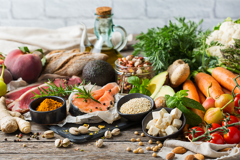 Fighting inflammation with food: a dietitian's perspective