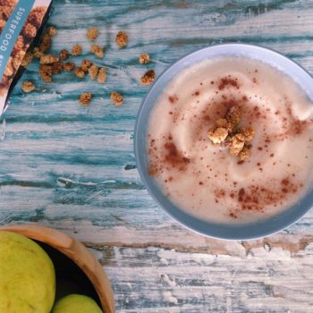 PEAR GUAVAS SMOOTHIE