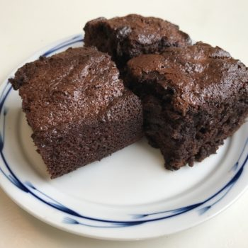 Vegan Protein Brownie