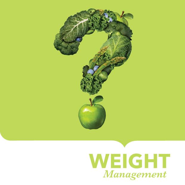 Weight management with Nuzest