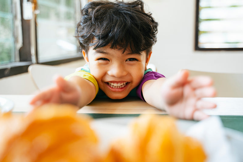 Nutrition for Boys: from Birth to Early Adulthood