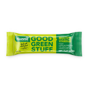 Good Green Stuff Bars