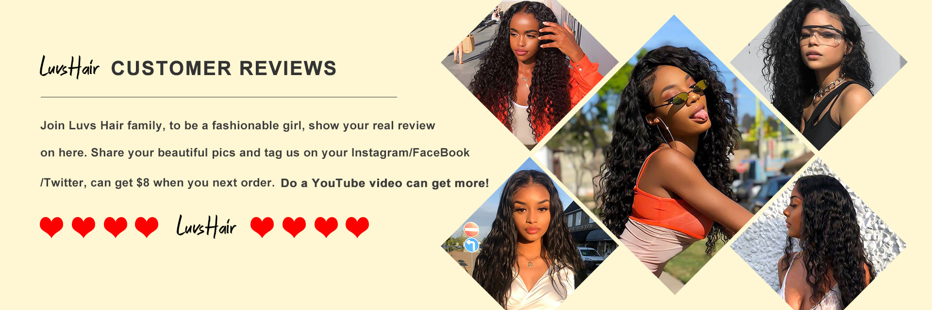 Luvs Hair Reviews