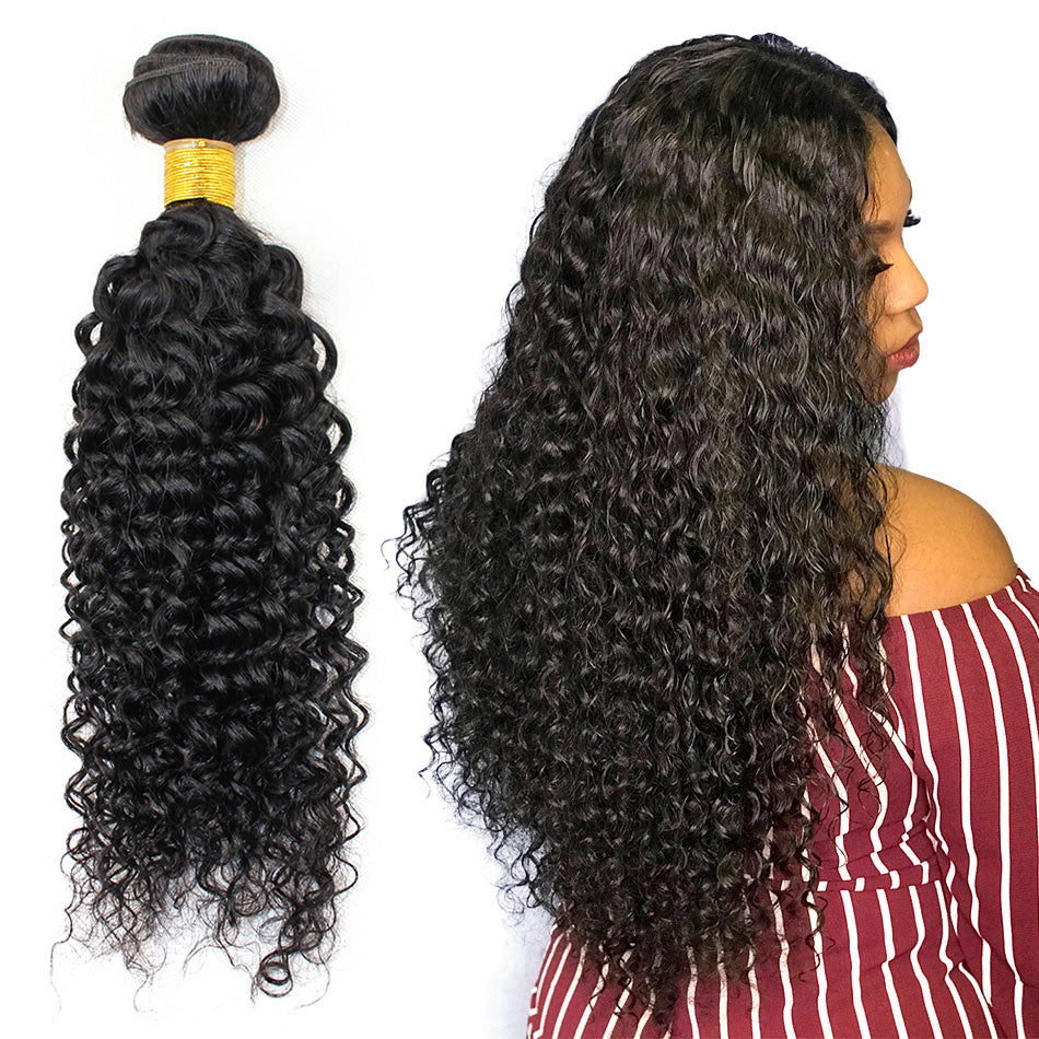 Wholesale Brazilian Human Hair Weave Curly
