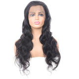 Luvs Hair Unprocessed Body Wave 360 Lace Frontal Wigs Pre Plucked 360 Lace Wig New Arrival Brazilian Wavy Lace Wigs Deals