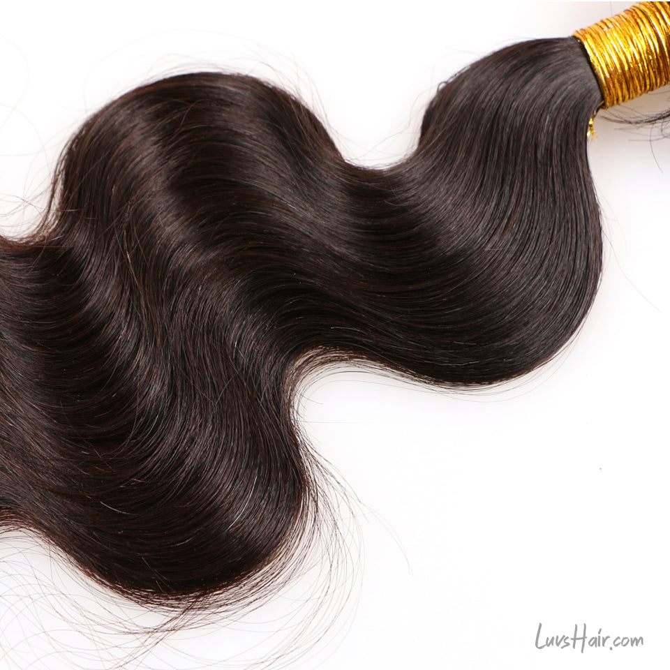 Brazilian Body Wave Hair 4 Bundles