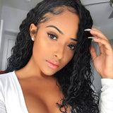 Luvs Hair 2020 New Arrival Wet And Wavy 13x4 Lace Front Wigs Remy Short Human Hair Wigs Pre Plucked With Baby Hair