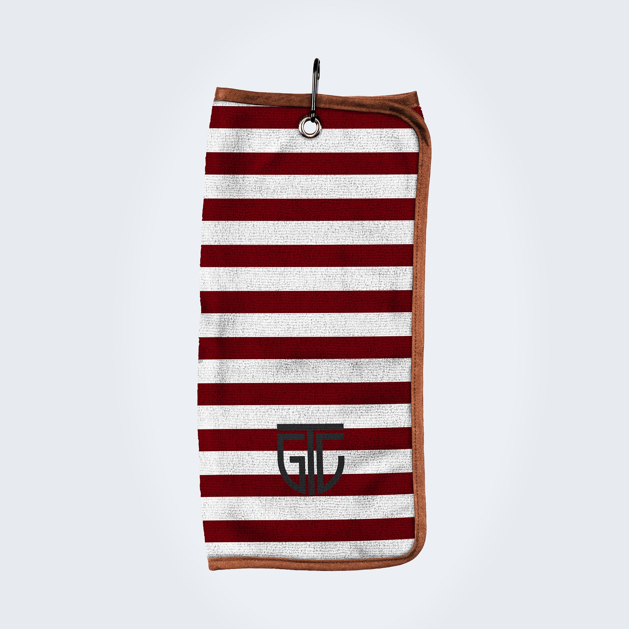 GTC Striped Towel - personalised golf clothing, golf teamwear, Head Covers, Towels & accessories online