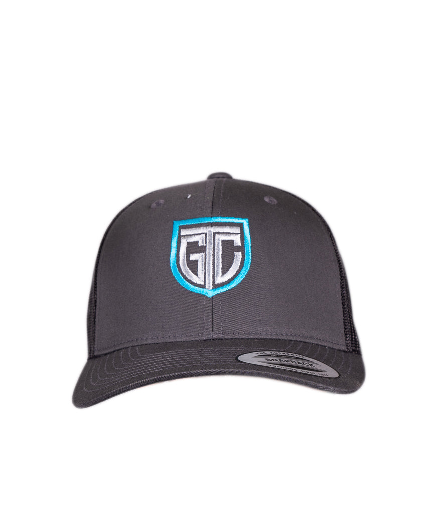 GTC Retro Trucker Cap - personalised golf clothing, golf teamwear, Head Covers, Towels & accessories online