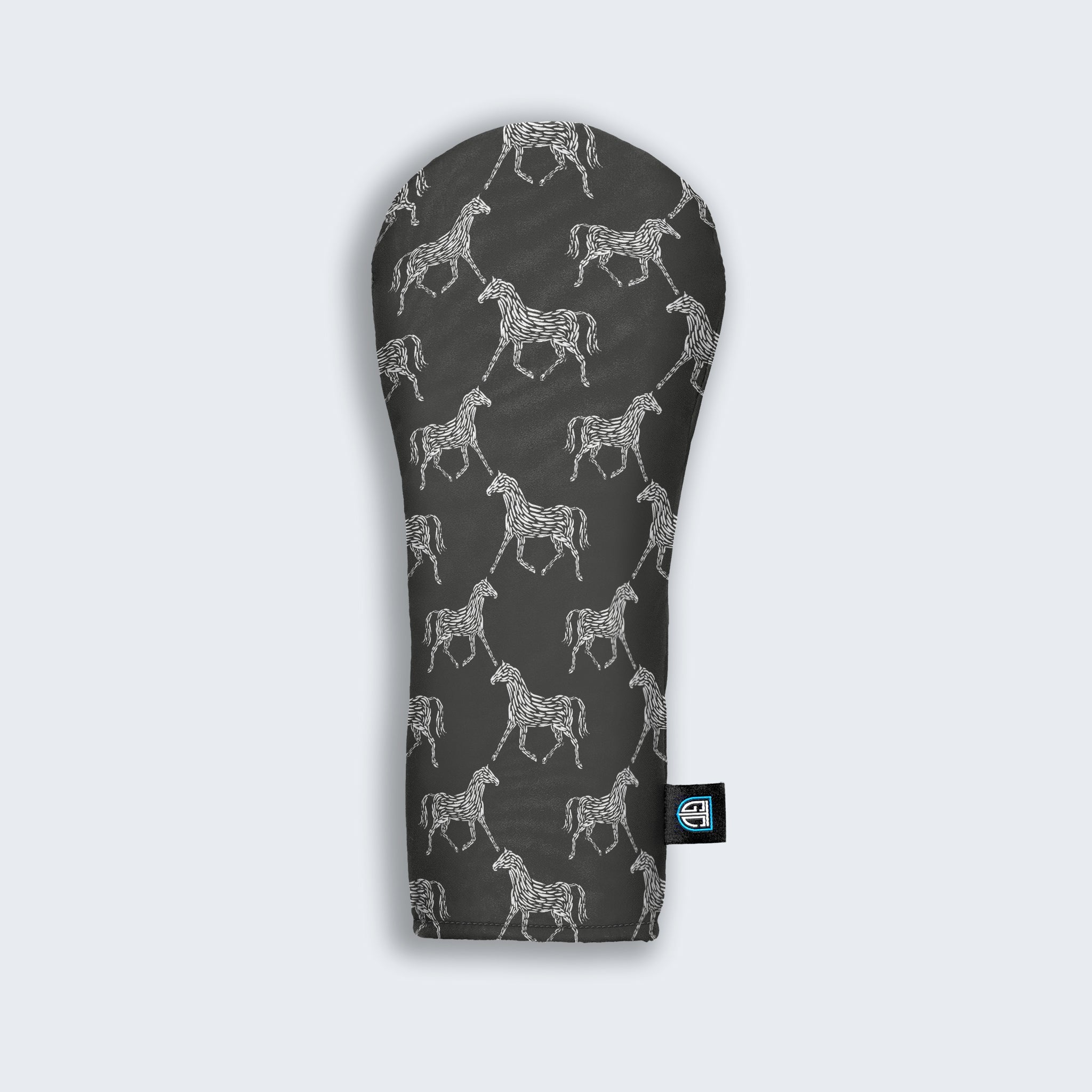 Horses Head Covers - personalised golf clothing, golf teamwear, Head Covers, Towels & accessories online