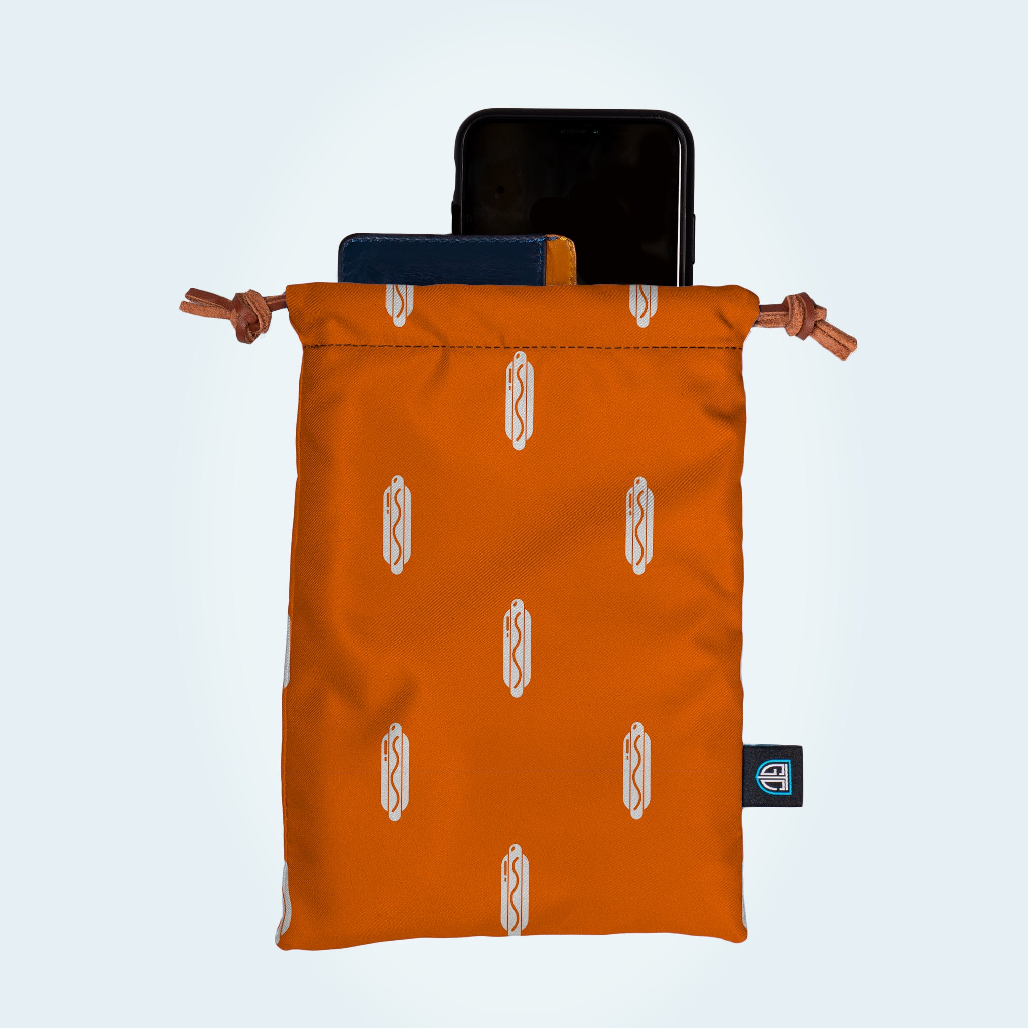 Hotdog Accessory Bag - personalised golf clothing, golf teamwear, Head Covers, Towels & accessories online