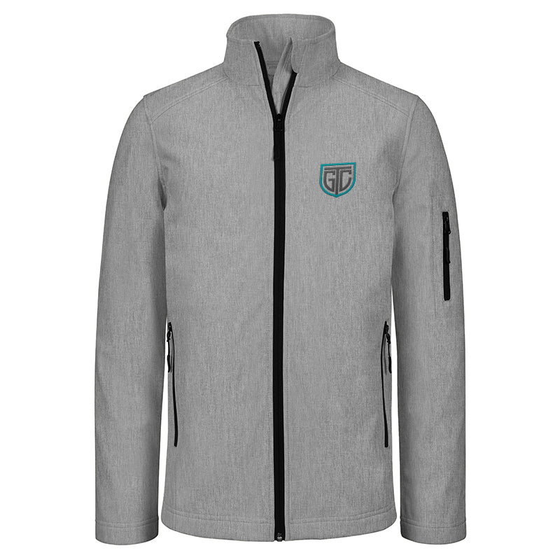 GTC Softshell Jacket - personalised golf clothing, golf teamwear, Head Covers, Towels & accessories online