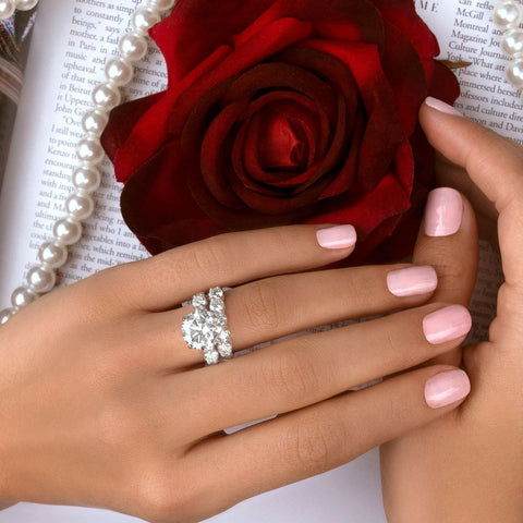 Classic Prong Setting Engagement Ring