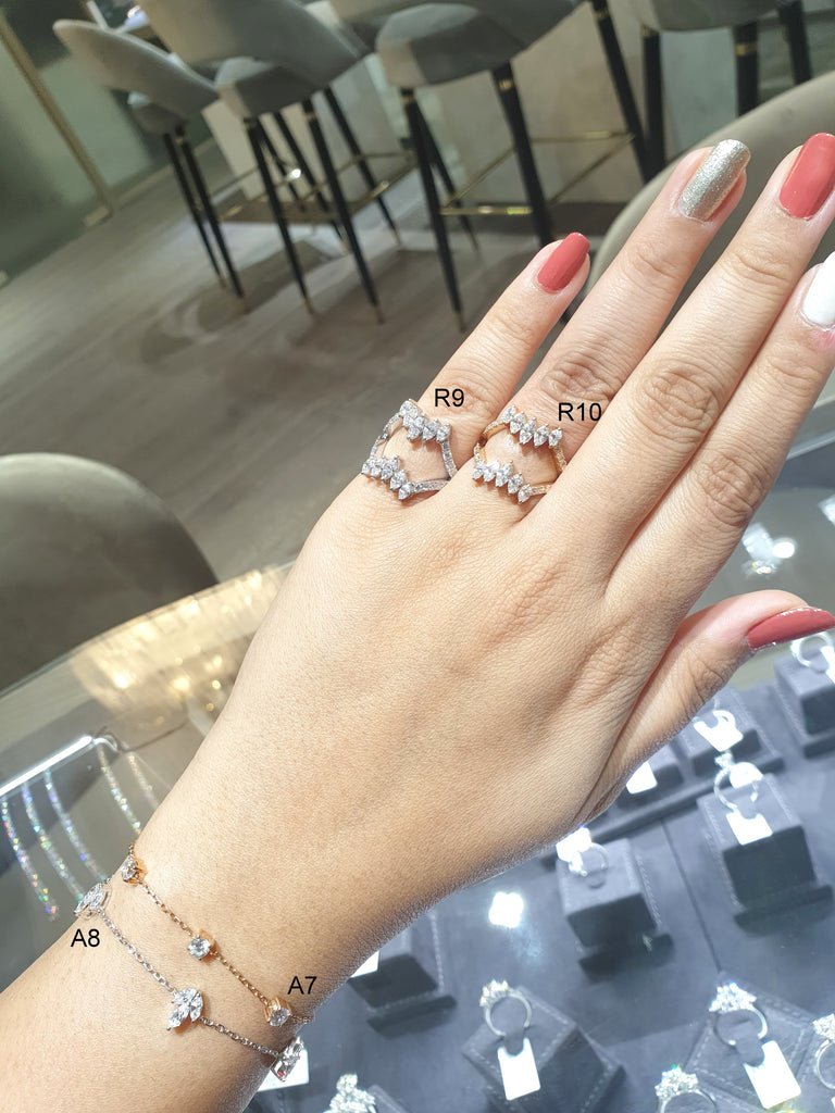daily wear rings and bracelets