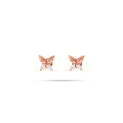 Butterfly Marquise Diamond Earrings