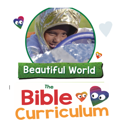 Little Worship Company Bible Curriculum - Beautiful World Module