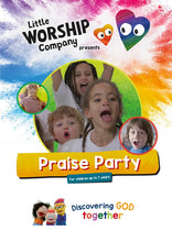 Load image into Gallery viewer, Praise Party DVD