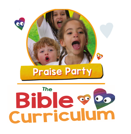 Little Worship Company Bible Curriculum - Praise Party Module