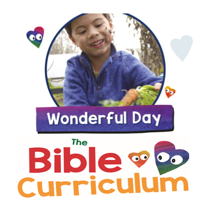 Little Worship Company Bible Curriculum - Wonderful Day Module
