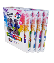 Load image into Gallery viewer, Little Worship Company DVDs - Complete Series One Box Set