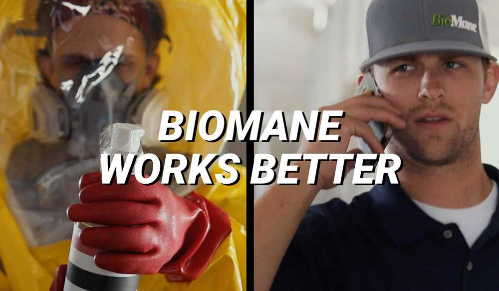 BioMane. Works. Better.