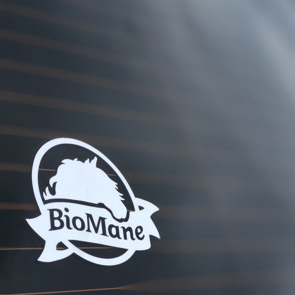 BioMane Car Decal