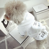 Pet Cotton Bathrobe - AAA Discount Store