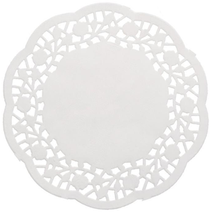"Doilies Baking Paper Mat 4.5"" 11.4cm - bakeware bake house kitchenware bakers supplies baking"