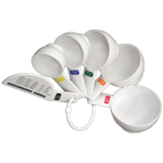 Measuring Cup White - bakeware bake house kitchenware bakers supplies baking