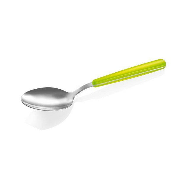"Soup Spoon Lime ""FANCY HOME"" - bakeware bake house kitchenware bakers supplies baking"