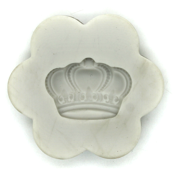Crown Shape Silicone Mold - bakeware bake house kitchenware bakers supplies baking