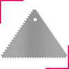 Triangle Cake Scraper - bakeware bake house kitchenware bakers supplies baking